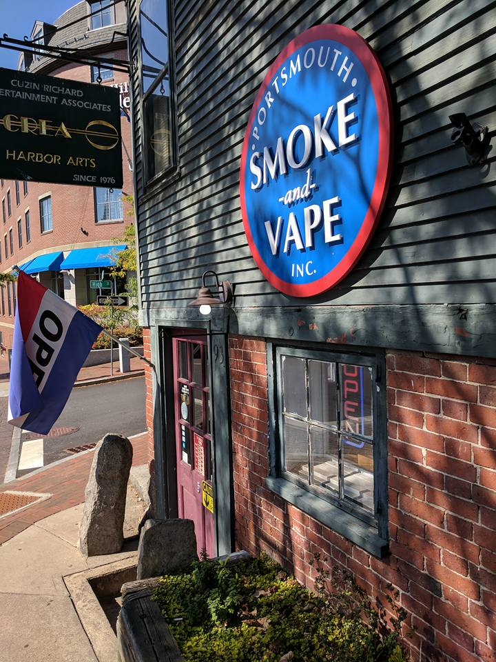 Portsmouth Smoke and Vape | Bitcoin Preferred
