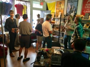 Grand Opening & Free Talk Live Broadcast from Shoppe