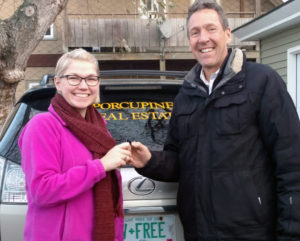 NH Family Buys Luxury SUV with Digital Cash, Bitcoin