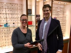Portsmouth Optometrists See Clear Advantage to Bitcoin