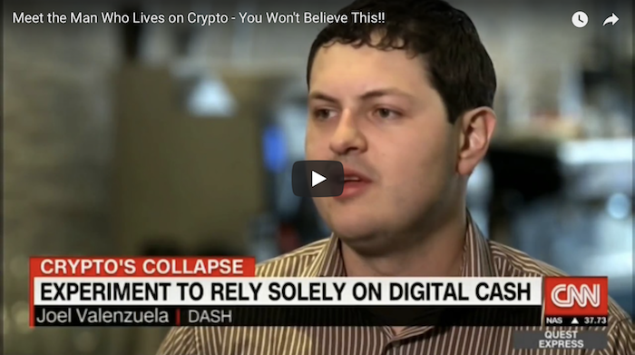 CNN Covers Free State Bitcoin Shoppe, DASH in Portsmouth New Hampshire aka Bitcoin Village