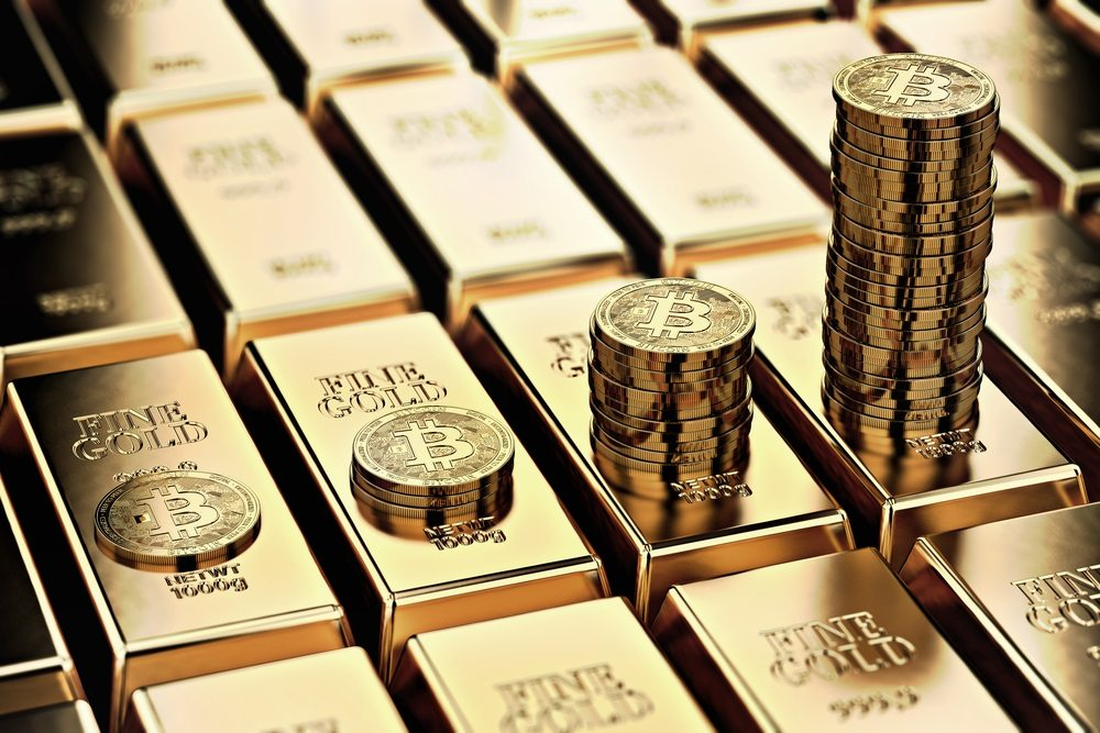 Gold-Backed Tokens: Overheard in the Bitcoin Shoppe
