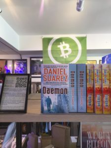 The Book 'Daemon' Scares Readers