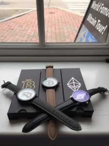 Bitcoin & Ethereum Watches