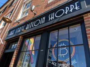 Bitcoin Only Shoppe