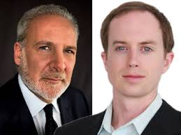 Erik Voorhees and Peter Schiff Debate
